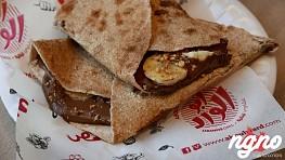 Abou'l Ward: A Sandwich Kiosk in Jounieh