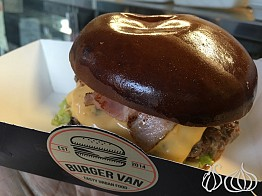 Burger Van Bucharest: This is not a Burger you Want to Try