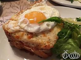 Le Grenier a Pain: Enjoy a French Breakfast in Bucharest