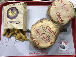 Cluckster's: The Chicken Fast Food