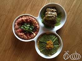 Nicolas Audi: A Cuisine Inspired by the Lebanese Terroirs at Ixsir
