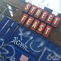A Fabulous Event for Foodies: Street Feast London at Dalston Yard