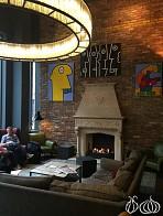 I Feel Good at The Hoxton Hotel, London