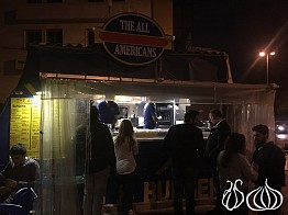 The All Americans: A Food Kiosk in Baabda!