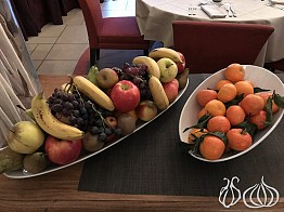 Les Manoirs de Tourgéville: A Generous Breakfast