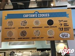 Captain Cookie: Washington's Famous Cookie Spot