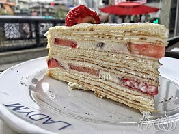 Lady M: The World Famous Mille Crepes!