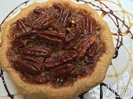Tartine Bakery & Pie: The Pecan Tart!