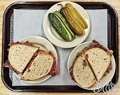 Katz's: The Sandwich!