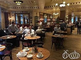 Breakfast at The Ritz Carlton, Berlin