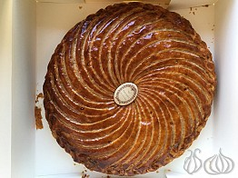 My Favorite Galette des Rois to Date, in Lebanon