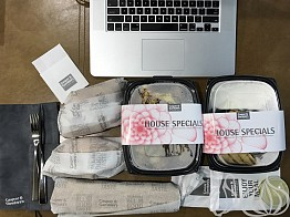Casper & Gambini's: Delivering Breakfast to the Office