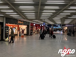 My First Time at Orly Airport