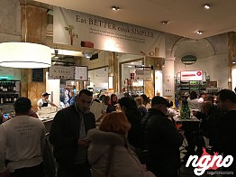 Heavenly Italian at Rossopomodoro, Eataly New York
