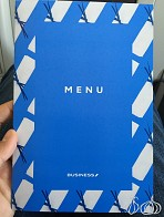 Seoul-Paris: Enjoying Service and Food Onboard Air France