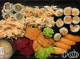 SO Achrafieh: The Classy Sushi Delivery