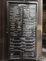Benedict: A Restaurant Built Around Eggs!