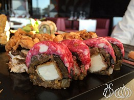 Ichiban: Sushi Rolls with a Lebanese Inspiration