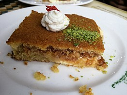 Al Hallab: Knefeh is Now Trendy!
