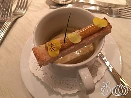 Semaine de la Gastronomie Française: A Dinner by Guillaume Sourrieu