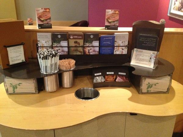 Starbucks A Genuine Coffee Corner Nogarlicnoonions