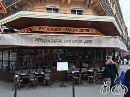 La Creperie Saint Honore, Paris