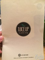 Juice Up: Freshly Squeezed and Happily Enjoyed