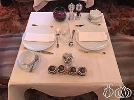 Breakfast at the Raphaël Hotel, Paris