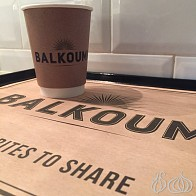 Balkoumi: Coffee, Bites and Yogurt Only Before Check-In