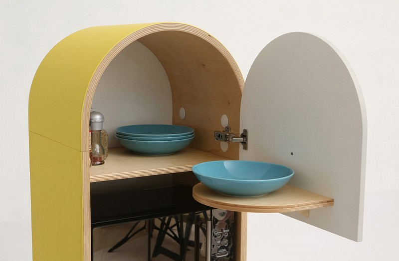 LO-LO The Capsular Microkitchen5