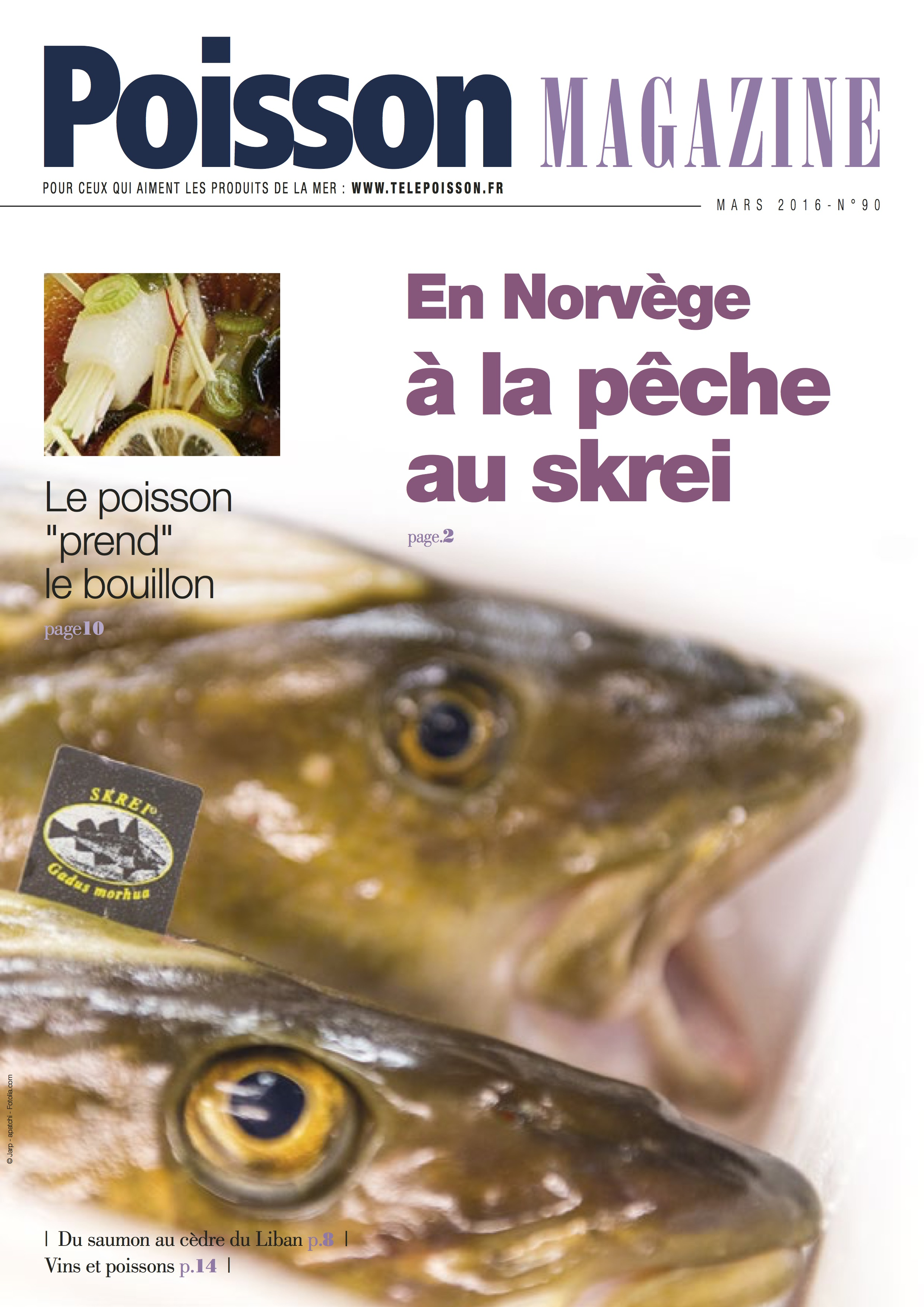Poisson Magazine