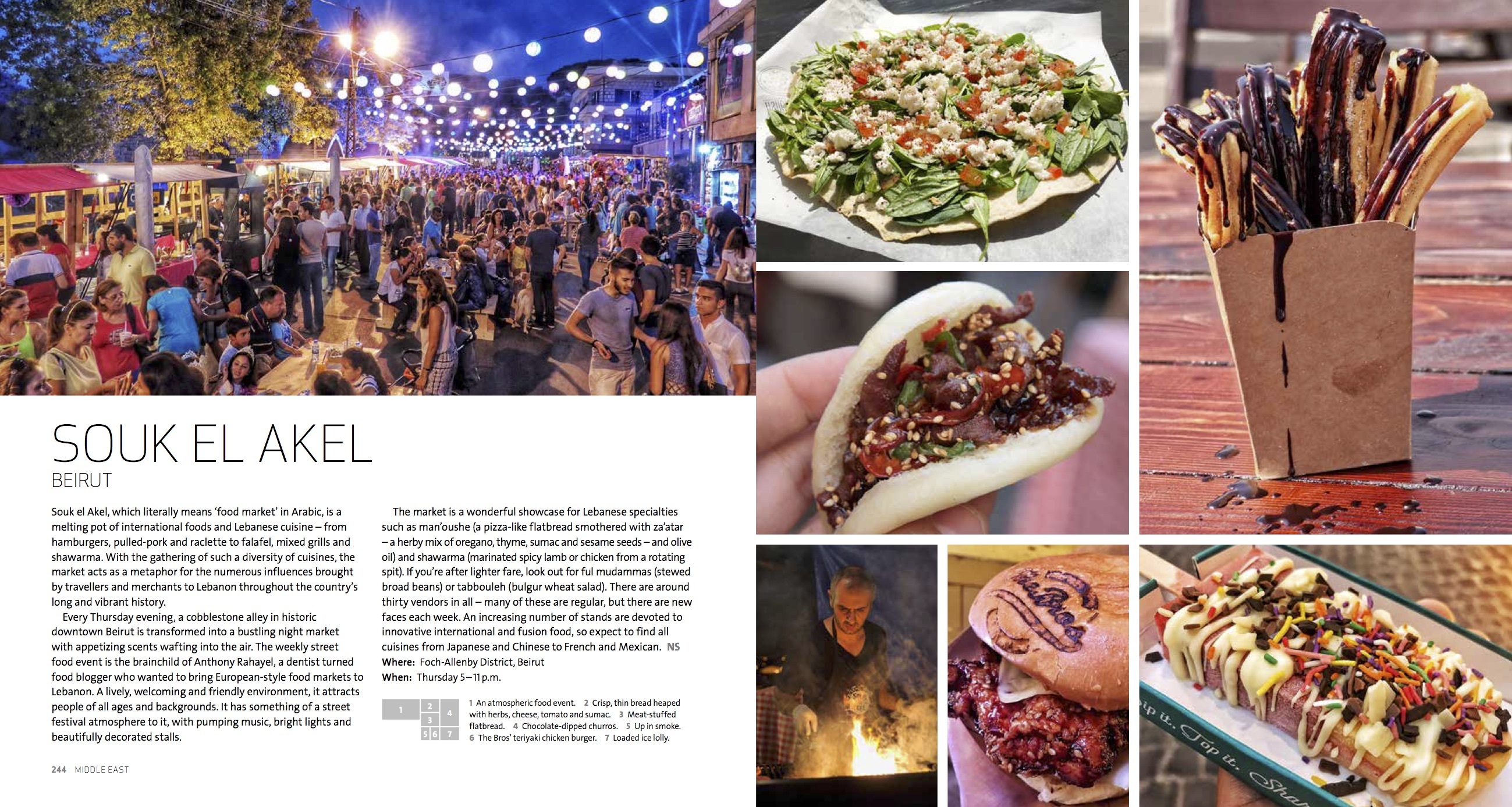 World Atlas of Street Food Page 2