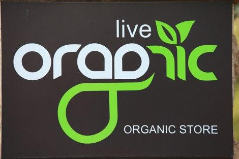 Live Organic