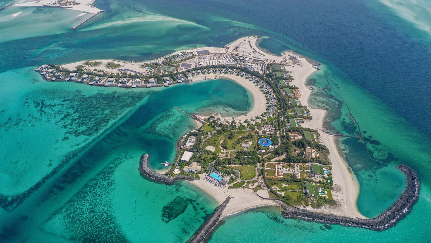 Zaya Nurai: The Luxury Hotel Island! Food, Fun and Relaxation ::  NoGarlicNoOnions: Restaurant, Food, and Travel Stories/Reviews - Lebanon