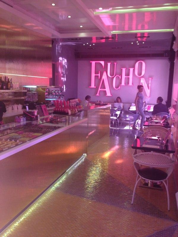Fauchon, Beirut