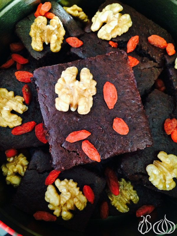 Yum! Gluten Free, Low Cal, Red Beans Brownies Without Flour